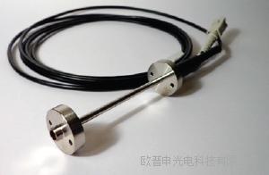 嵌入式光纤引伸计