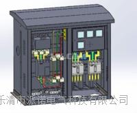 10KV一體化柱上變壓器台