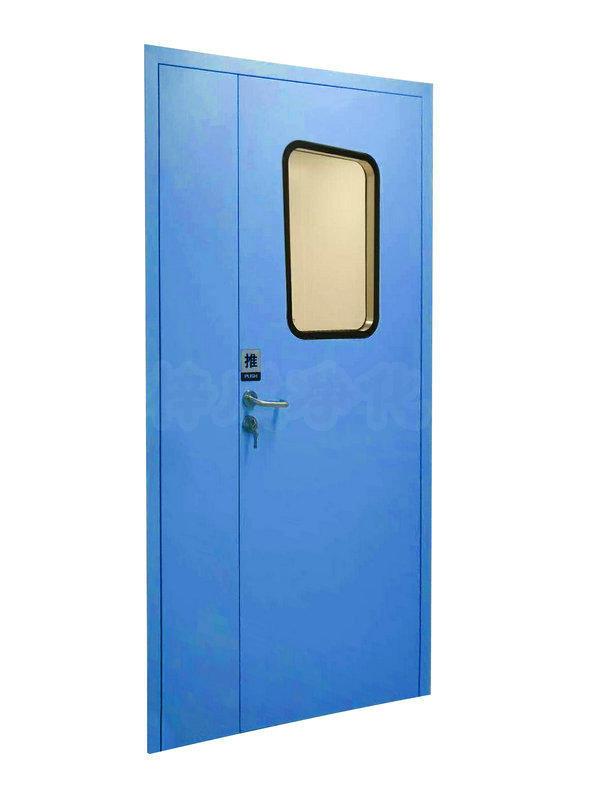 潔淨鋼製門