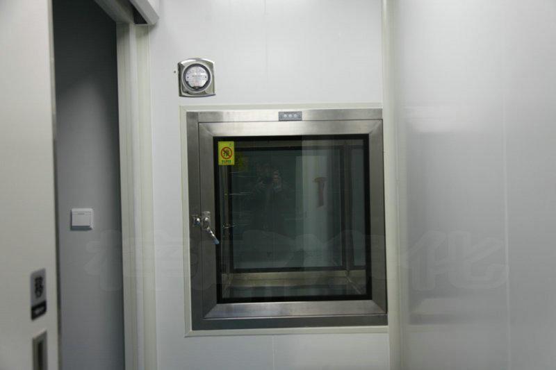层流不锈钢传递窗