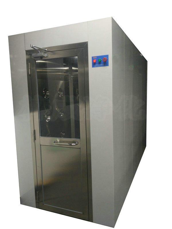 ZC-不鏽鋼單吹風淋室
