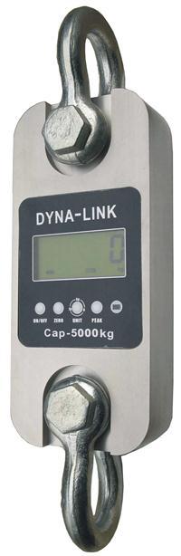 无线电子拉力计,无线数显测力计,无线电子测力仪 DL-W/ERT