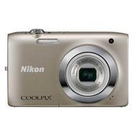 Nikon尼康S2600 数码相机(银色)