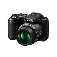 Nikon 尼康COOLPIX L310 便携数码相机(黑色)