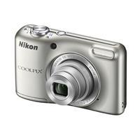 Nikon尼康COOLPIX L27 便携数码相机 (银色)