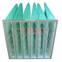 中效袋式空气过滤器 595×595×500 中效袋式空气过滤器生产厂家 袋式过滤器安装 中效过滤器种类