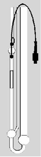 Julabo&visco毛细管粘度计 带热导检测器的微量乌式管