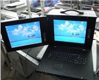 双屏工业便携机