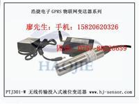 无线网络监控水位传感器,GPRS无线网络型水位传感器 PTJ301-W