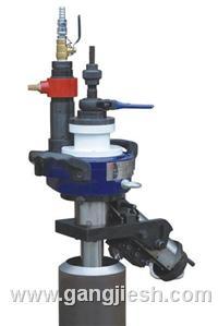 內脹式電動管子坡口機  100