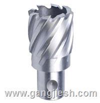 高速钢通用柄空心钻头 HSS钢板钻  套料钻