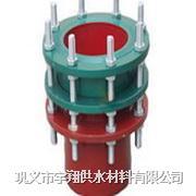 双法兰传力接头,管道限位伸缩器焊接