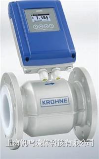 KROHNE电磁流量计OPTILUX4300 OPTIFLUX4300