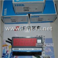 fotek台湾阳明数字式电压表DRM-25T