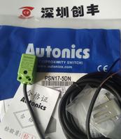 韩国奥托尼克斯PSN17-5DN接近开关
