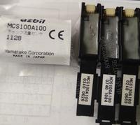 日本山武MCS100A100流量传感器