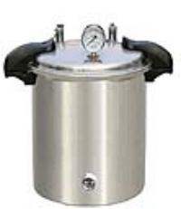 上海博迅手提式压力蒸汽灭菌器YXQ-SG46-280SA移位式快开门