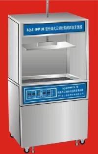 昆山舒美超声波清洗器KQ-J1500VDE三频