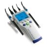 梅特勒SevenGo Duo专业型便携式pH/离子浓度/电导率多参数测试仪SG78-ELK-ISM