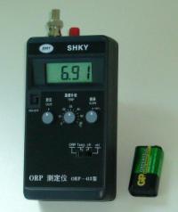 上海康仪便携式ORP测定仪ORP-412