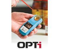 英國B+S OPTi食品行業數顯手持式折光儀