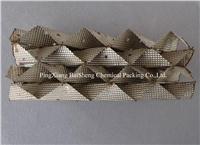 萍鄉百盛耐熱碳鋼金屬規整填料 金屬填料