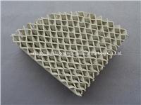 萍鄉百盛環保持液量小規整填料 陶瓷波紋規整填料,塑料規整填料,金屬規整填料