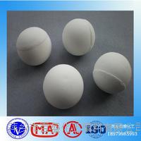 萍鄉百盛磨耗低高效高鋁瓷磨料圓球 30-60MM