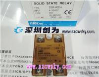 台湾仕研SSR-10DD固态继电器 SSR-10DD