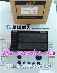日本山武C36TR1UA2300温控器 C36TR1UA2300