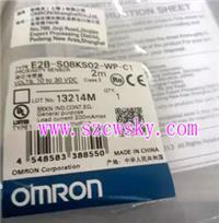 日本欧姆龙E2B-S08KS01-WP-C1接近传感器 E2B-S08KS01-WP-C1