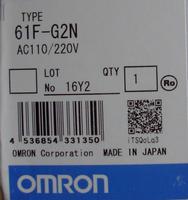 日本欧姆龙61F-G2N液位继电器 61F-G2N