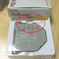 日本基恩士KEYENCE放大器PS-25 PS-25