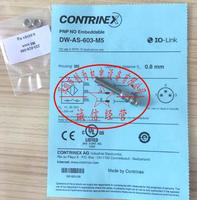 瑞士科瑞CONTRINEX接近传感器DW-AS-603-M5 DW-AS-603-M5
