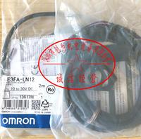 日本欧姆龙OMRON光电传感器E3FA-LN12 E3FA-LN12