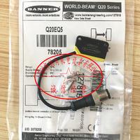 美国邦纳BANNER光电传感器Q20EQ5 Q20EQ5
