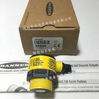美国邦纳BANNER超声波传感器T30UUNAQ T30UUNAQ