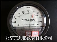 D700模塑倾斜式差压计