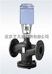西门子蒸汽温控阀VVF43 VVF53 VVF43 VVF53