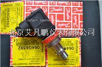 丹佛斯压力变送器MBS3000,-1~15bar G1/4 压力传感器  060G1121