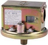 美国 德威尔 1996系列 气用微压开关 1996系列