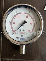 进口WIKA威卡EN837-1全不锈钢耐震压力表233.50.100 232.50.063 233.50.100