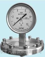 布莱迪不锈钢防腐膜片压力表 BF/BFN