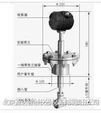 TC-LU-B3插入式涡街流量计