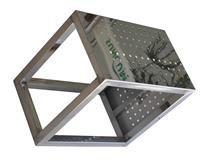 201不锈钢冲孔工作凳