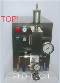 高壓均質機/細胞破碎儀 /超高壓納米均質機/高壓細胞破碎儀/連續流高壓均質機 D-3L