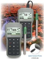 便携式pH/ORP/ISE/℃测定仪 HI98190、HI98191