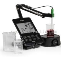 意大利哈纳HANNA 超薄型触摸屏电化学多参数水质测定仪