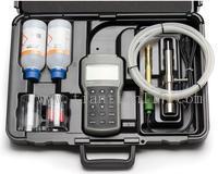 超纯水微电脑EC-TDS-电阻率-NaCl-℃测定仪 HI98197