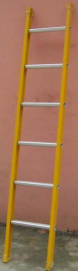 绝缘铝踏步单梯